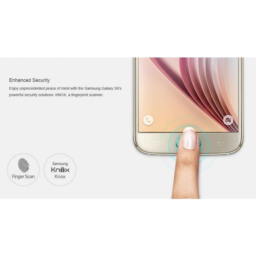 (再生新品) 海外SIMフリー Samsung GalaxyS6 G920 32GB 黒ブラック シムフリースマートフォン simフリー galaxy s6 国際送料無料|bestsupplyshop|05