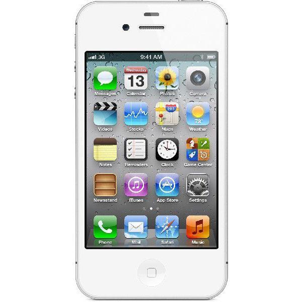 (再生新品) SIMフリー版 Apple iPhone4S ホワイト白16GB   国際送料無料 bestsupplyshop