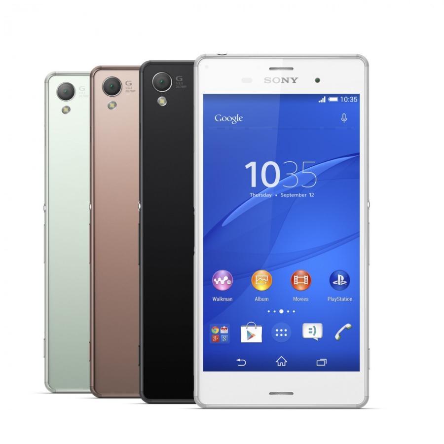 [再生新品] Sony XPERIA Z3 D6603本体 LTE版 (ホワイト 白) 海外SIMシムフリー版 /  国際送料無料 bestsupplyshop 02