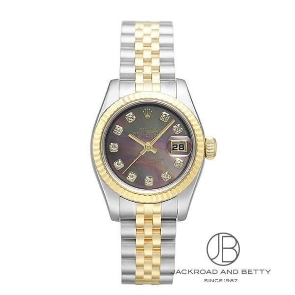 専門店では ロレックス ROLEX オイスターパーペチュアルデイトジャスト 179173NG 新品 時計 レディース, 家具インテリア雑貨のアラモード 1985d887