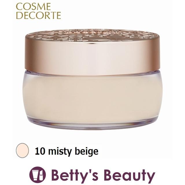 コスメデコルテ フェイスパウダー 10 misty beige 20g (ルースパウダー) bettysbeauty