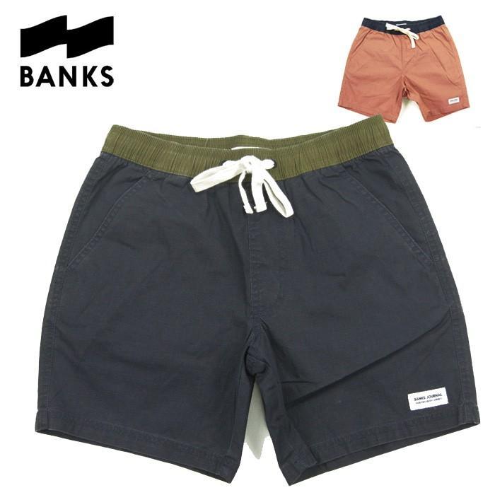 BANKS バンクス ボードショーツ バンクス 水着 スイムウェア ショートパンツ PRIMARY BOARDSHORT BS0175 メンズ メール便対応可/BKS107