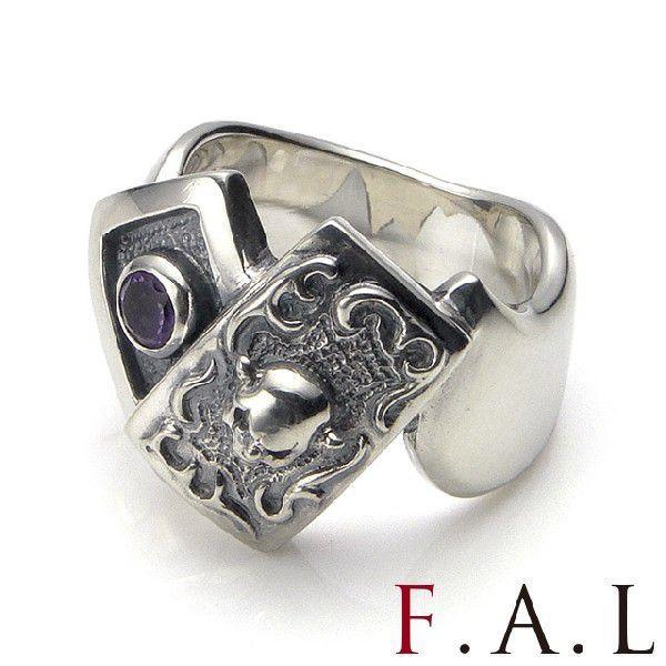 新作商品 F.A.LF.A.L スモールコンフィデンスカードリング/アメシスト, さぬきや 家具とインテリアのお店:8d8a5f8b --- bit4mation.de