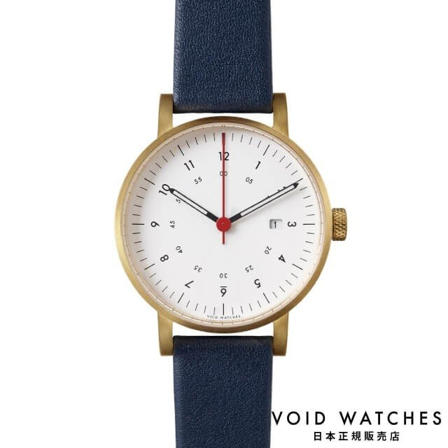 【超目玉】 ヴォイド 腕時計 V03D VOID V03D GO 腕時計 ホワイト VOID ブルー, 【コレダ】 家電*インテリア:c14e8f3e --- airmodconsu.dominiotemporario.com