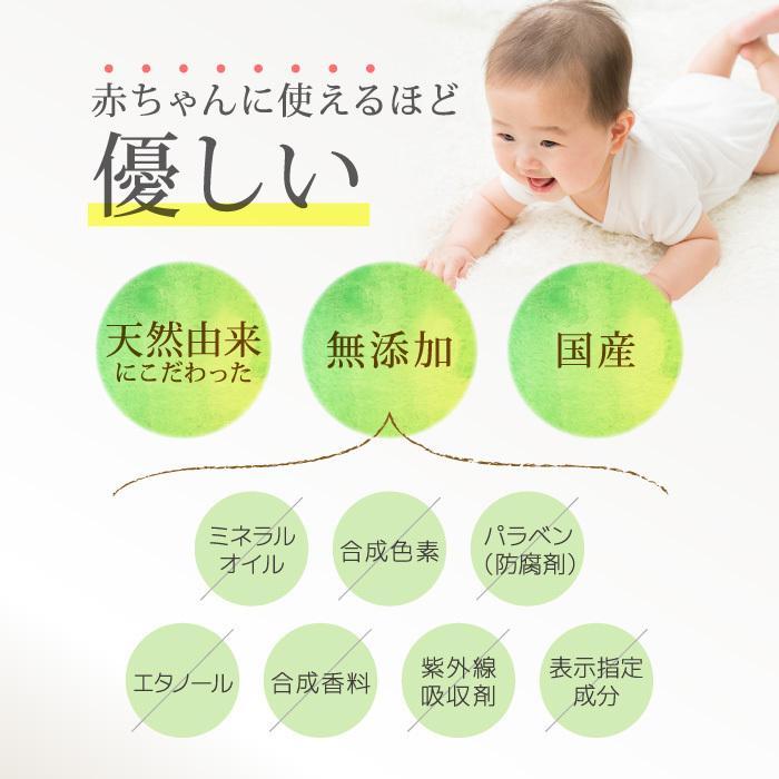 Be You オールインワンUVミルク 30ml SPF23PA+++日焼け止め ノンケミカル 無添加 日本製 温泉|beyou|06