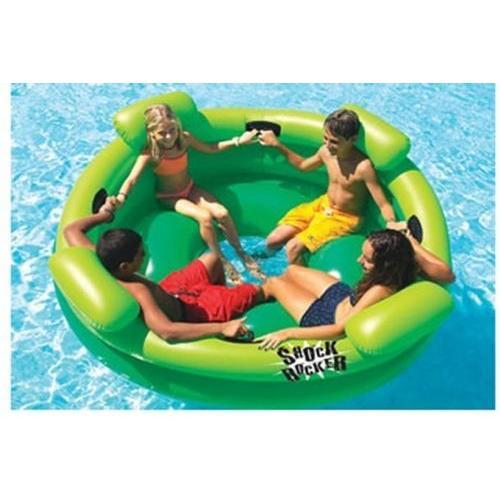 Swimline 4人用 フロート 巨大浮き輪 子供向け プール