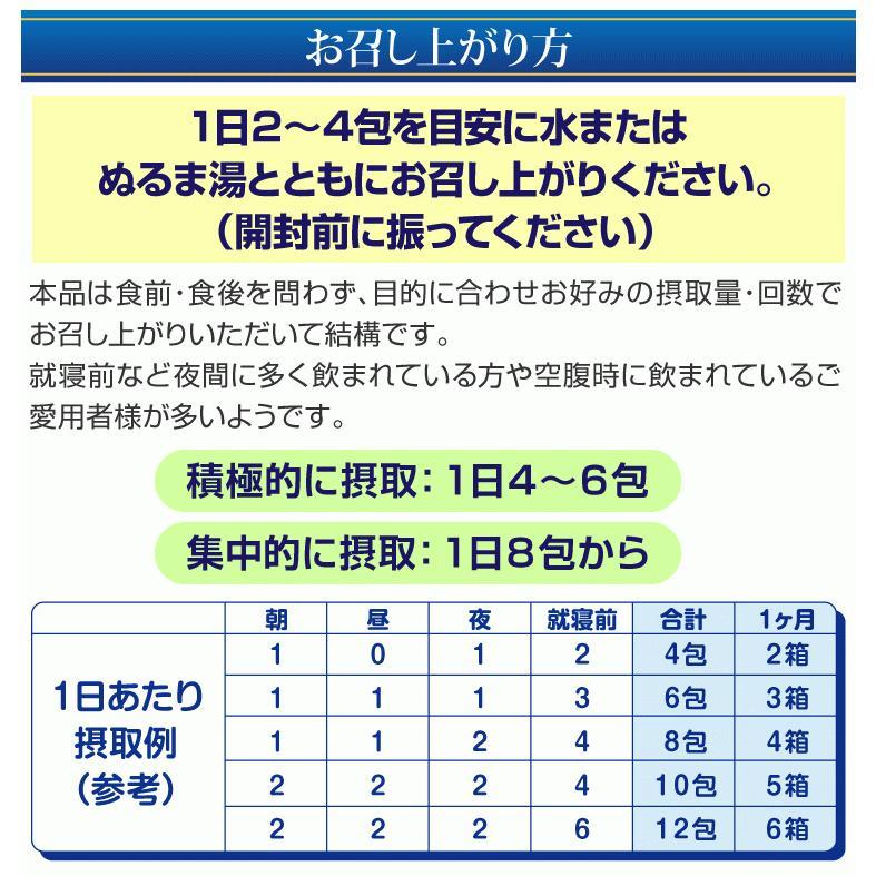 フコイダン ライフ・ナノ 6箱セット 低分子 高分子 フコイダンエキス  サプリ bh-labo24 16