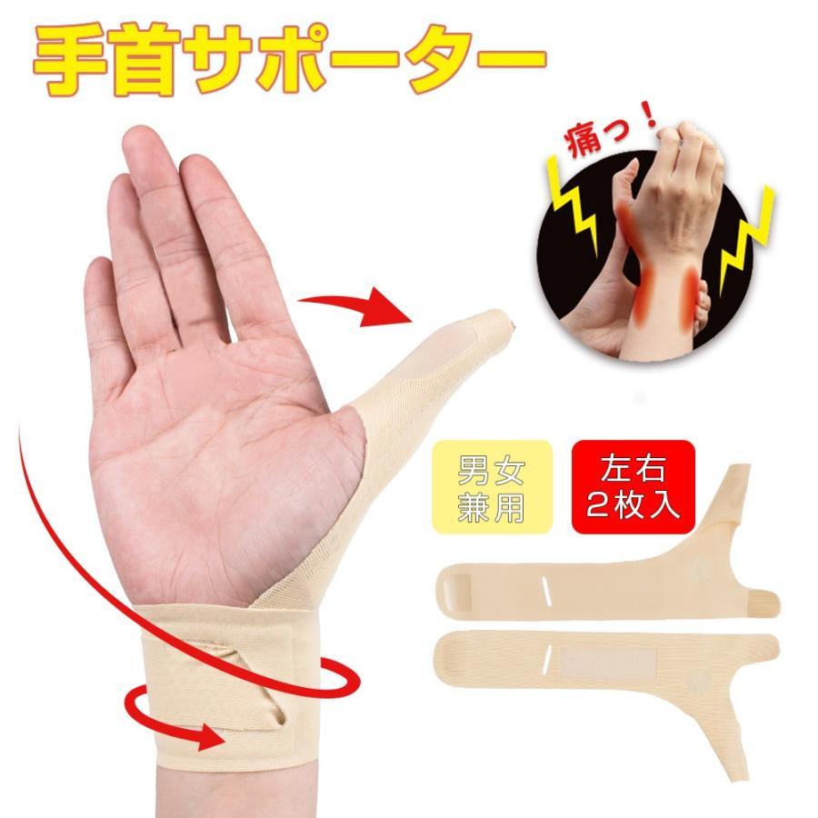 サポーター 腱鞘炎