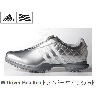 【在庫限り・送料無料】adidas W Driver Boa ltd / ドライバー ボア リミテッド ゴルフシューズ