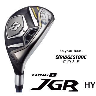 【送料無料】BRIDGESTONE GOLF TOUR B JGR HY(ブリヂストン ゴルフ ユーティリティー)スチールシャフト
