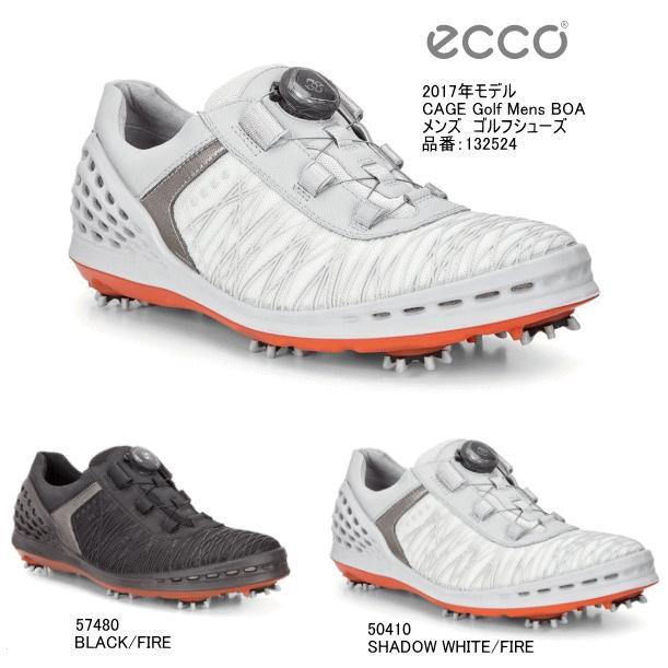 【海外限定】 【送料無料 メンズ】2017年モデル ecco【送料無料 エコー CAGE Golf Golf エコー Mens BOA 132524(ケージ ボア)ゴルフシューズ, ブランドプレミアム:1a39a0c6 --- airmodconsu.dominiotemporario.com