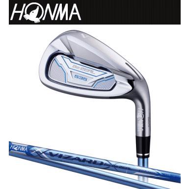【在庫限り】HONMA GOLF Be ZEAL 535 Ladies Iron(単品 #5 #6)(ホンマ ゴルフ)VIZARD for Be ZEAL シャフト