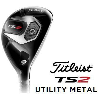 Titleist T2 UTILITY METAL(タイトリスト T2 ユーティリティメタル)N.S.PRO 950GH neo (S)