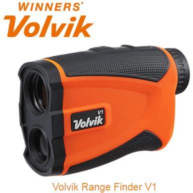 【レーザー距離計測器】Volvik Range Finder V1(ボルビック)