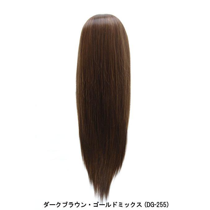 ウィッグ ウイッグ ストレートウィッグ ロング つけ毛 セール/ 耐熱 ハーフウィッグ ストレート 茶髪/条件付き送料無料 ビビデ ビビデバビデブー /FLP427M|bibidebabideboo|03