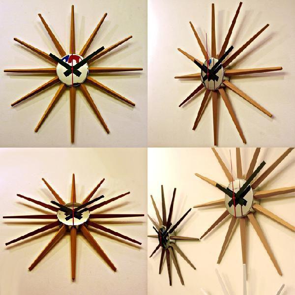 時計 掛け時計 壁掛時計 アトラス2クロック Atras 2-clock  アートワークスタジオ ARTWORKSTUDIO TK-2074  おしゃれ 人気 シンプル ユニセックス 音がしない|bicasa|02