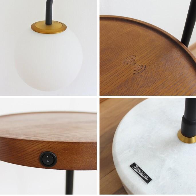 照明 ジャーナル スタンダード ファニチャー jurnal standard Furniture イウレカ フロアランプ EUREKA FLOOR LAMP フロアライト スタンドライト|bicasa|03
