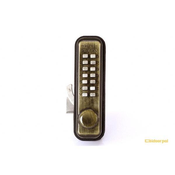 10セット入 TAIKO(タイコー)  太幸 No.5700AB デジタルロック引戸兼用面付錠 固定サムターン仕様
