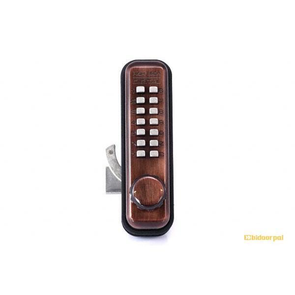 10セット入 TAIKO(タイコー)  太幸 No.5700GB デジタルロック引戸兼用面付錠 固定サムターン仕様