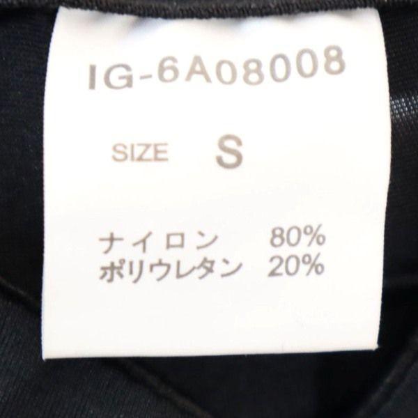 イグニオ スノーボード プロテクター アンダーパンツ S IGNIO黒 メンズ 200205|big-2nd|07