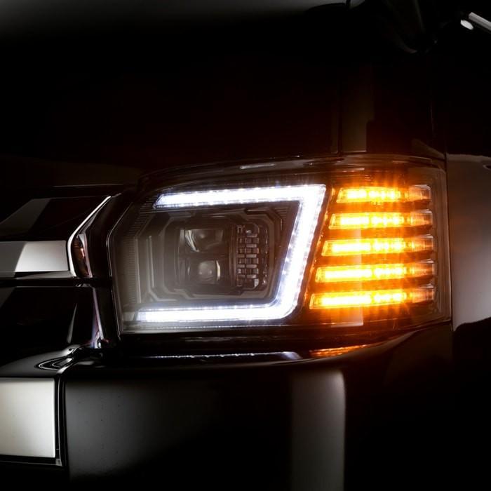 コプラス PLATINUM LED HEAD LAMP for HIACE|プラチナLEDヘッドランプ for ハイエース|トヨタ|ハイエース|LEDヘッドランプ|ヘッドランプ|big-dipper7|11