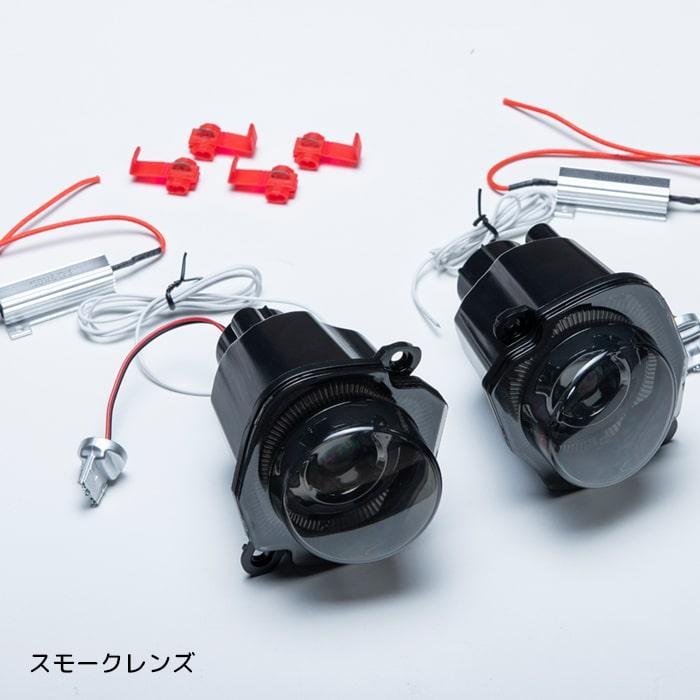 PLATINUM LED FRONT WINKER LAMP for JIMNY JB64/JB74|プラチナ LEDフロントウインカーランプ for ジムニー JB64/JB74|クリア スモーク ウインカー|big-dipper7|07