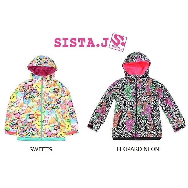 SISTA.J/シスタジェイ 47704 (レディース) BOX JACKET /スノーボードジャケット