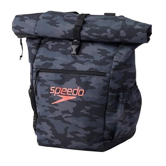SPEEDO スピード スイムバッグ ロールトップバッグ(約40L) SD97B28