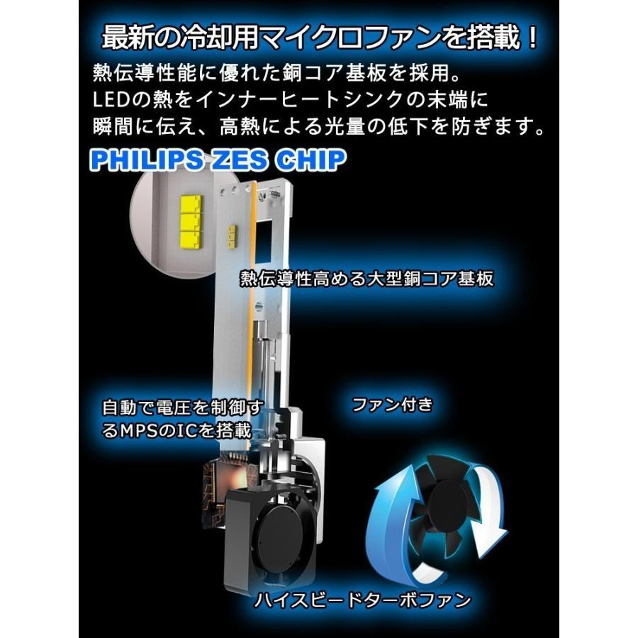 業界最小 アクア H23.12〜H29.06 ロービーム H11 LEDヘッドライト DIABLO startech LEDバルブ 12000ルーメン 車検対応 1年保証 2個セット bigkmartjapan 05