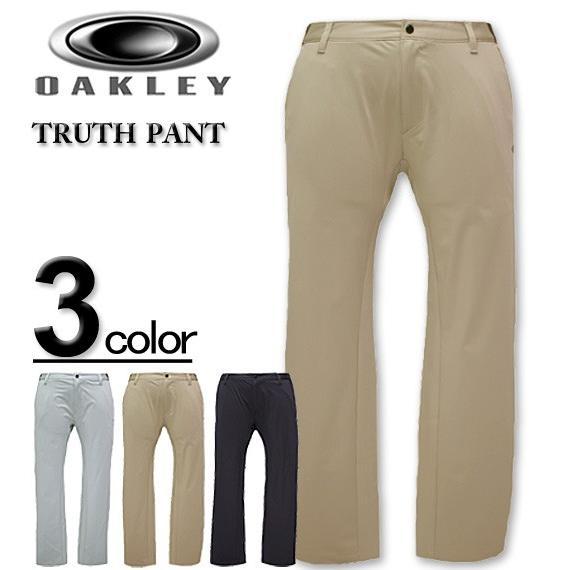 大きいサイズ メンズ OAKLEY(オークリー) ストレッチ ゴルフパンツ/TRUTH 38インチ 40インチ