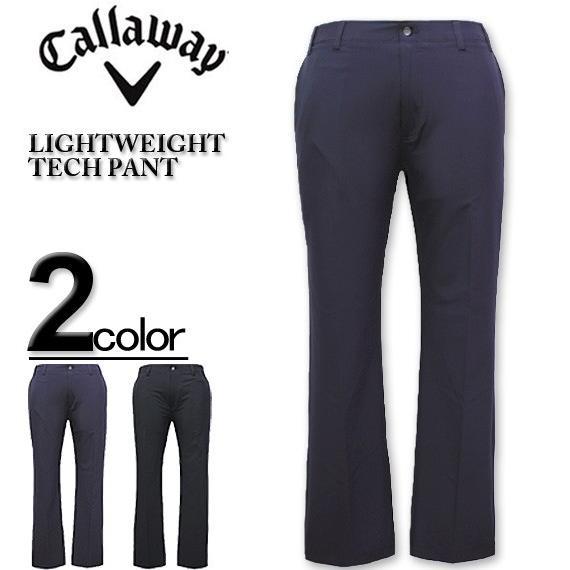 大きいサイズ メンズ Callaway(キャロウェイ) ゴルフパンツ/LIGHTWEIGHT TECH 38 40 42インチ
