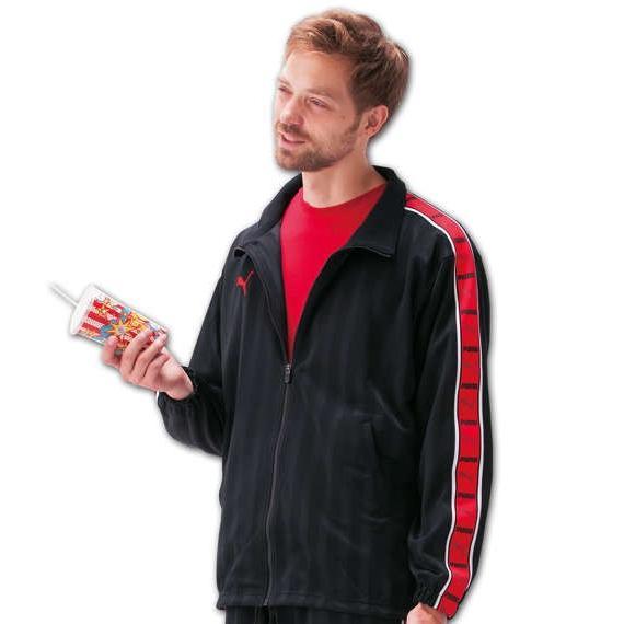 ふるさと納税 トレーニングジャケット 大きいサイズ PUMA メンズ PUMA メンズ ブラック×レッド, 城辺町:d01c62b2 --- airmodconsu.dominiotemporario.com