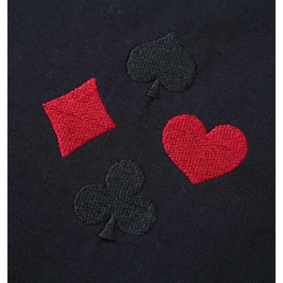 ドフラミンゴ長袖Tシャツ 大きいサイズ メンズ 絡繰魂×ONE PIECE  ブラック bigsize 04