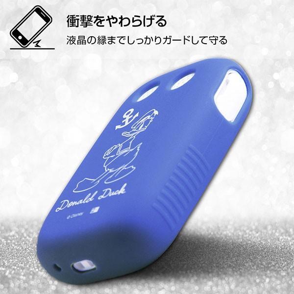 ☆ ディズニー SoftBank みまもりケータイ4 専用 シリコンケース ドナルド RT-DMK4A/DD (メール便送料無料) bigstar 02