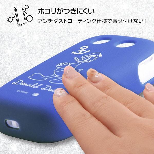 ☆ ディズニー SoftBank みまもりケータイ4 専用 シリコンケース ドナルド RT-DMK4A/DD (メール便送料無料) bigstar 04