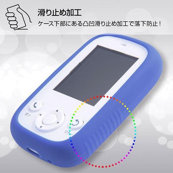 ☆ ディズニー SoftBank みまもりケータイ4 専用 シリコンケース ドナルド RT-DMK4A/DD (メール便送料無料) bigstar 05