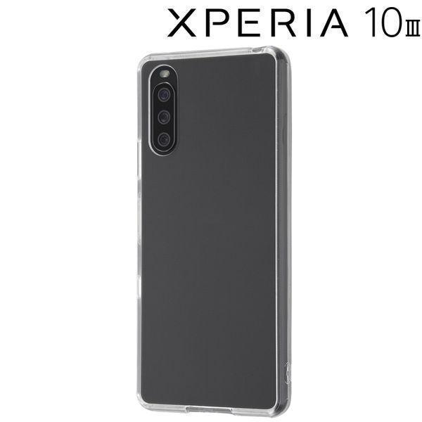Xperia 10 III ハイブリッドケース/クリア RT-RXP10M3CC2/CM (メール便送料無料)|bigstar