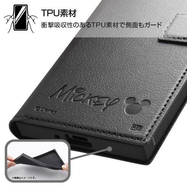 ディズニー Xperia 10 III 耐衝撃 手帳型レザーケース RT-RDXP10M3TBC8 bigstar 05