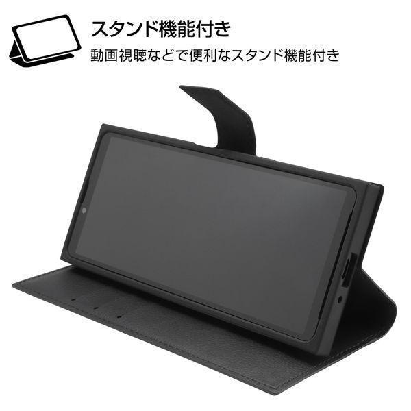 ディズニー Xperia 10 III 耐衝撃 手帳型レザーケース RT-RDXP10M3TBC8 bigstar 06