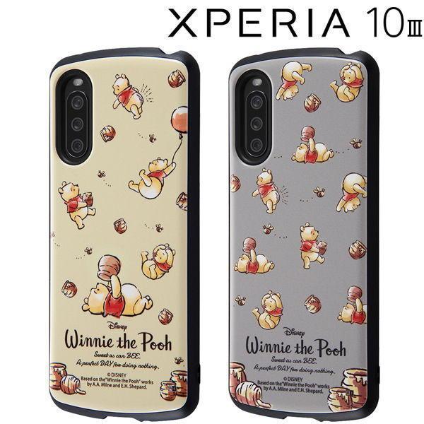 ディズニー Xperia 10 III 耐衝撃ケース MiA IN-RDXP10M3AC4 (メール便送料無料) bigstar