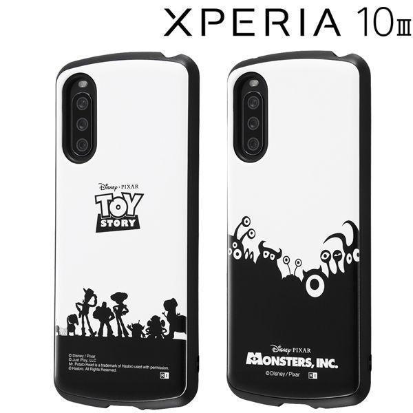 ディズニー・ピクサー Xperia 10 III 耐衝撃ケース MiA IN-RDXP10M3AC4 (メール便送料無料)|bigstar