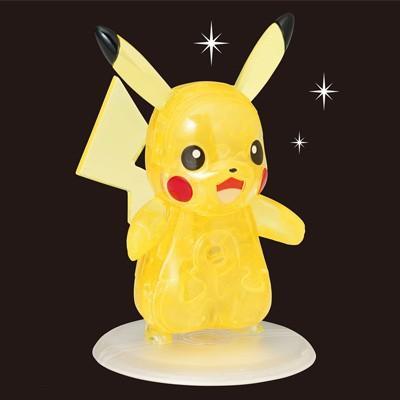 ポケットモンスター (ポケモン) クリスタルパズル ピカチュウ 50169 bigstar