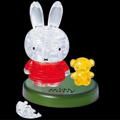 ミッフィー (miffy)  クリスタルパズル イエローベア 50176|bigstar
