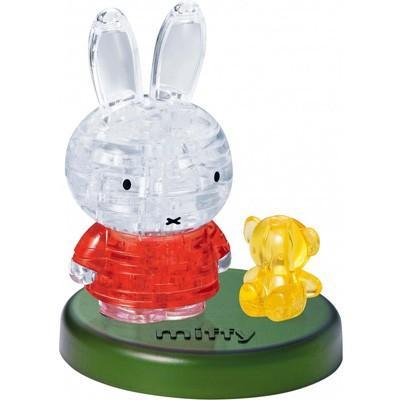 ミッフィー (miffy)  クリスタルパズル イエローベア 50176|bigstar|03
