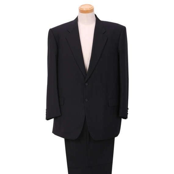 日本に 大きいサイズ メンズ メンズ シングル2ツ釦スーツ(2パンツ) ネイビー ネイビー, モンサンミッシェル:a0fc9cdb --- lighthousesounds.com