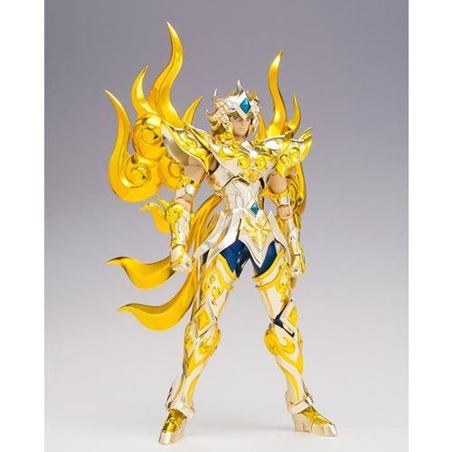 聖闘士聖衣神話EX レオアイオリア(神聖衣) 初回特典付き◎新品Ss