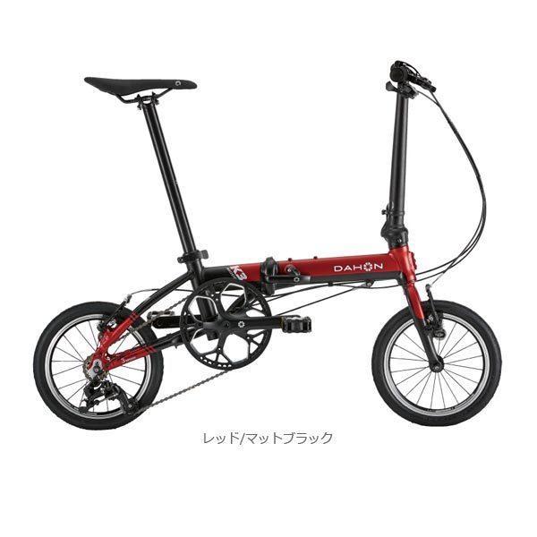 DAHON ダホン 2021年モデル K3 ケースリー 折りたたみ自転車|bike-king|02