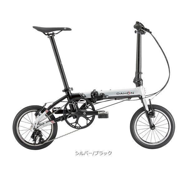DAHON ダホン 2021年モデル K3 ケースリー 折りたたみ自転車|bike-king|03