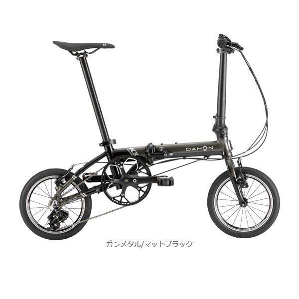 DAHON ダホン 2021年モデル K3 ケースリー 折りたたみ自転車|bike-king|04