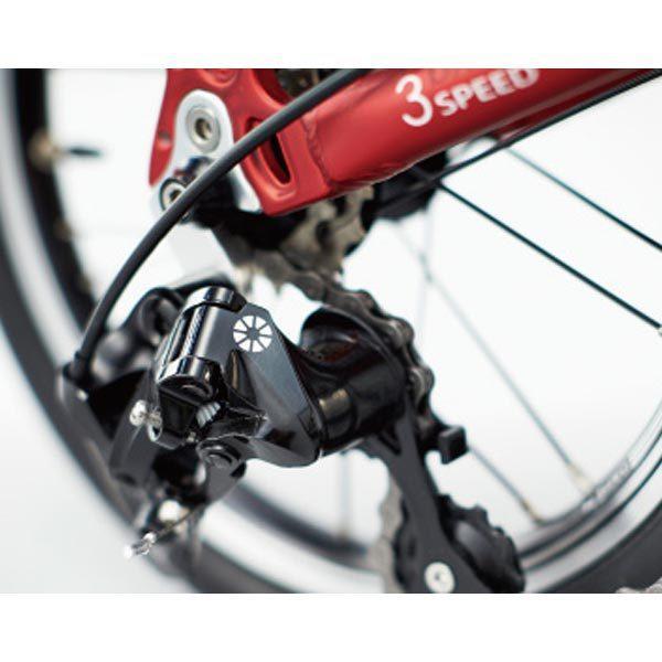 DAHON ダホン 2021年モデル K3 ケースリー 折りたたみ自転車|bike-king|08